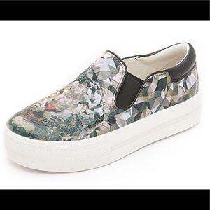 Ash Jam Slip On Platform Sneakers